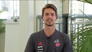 Rodrigo Caio é entrevistado no ESPN Bom Dia e fala sobre o título carioca, Flamengo e muito mais