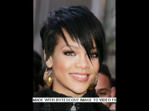 Rihanna hairstyle -- photo gallery