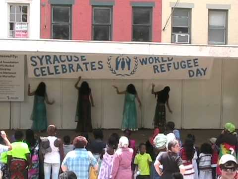 Syracuse World Refugee Day 6-22-13