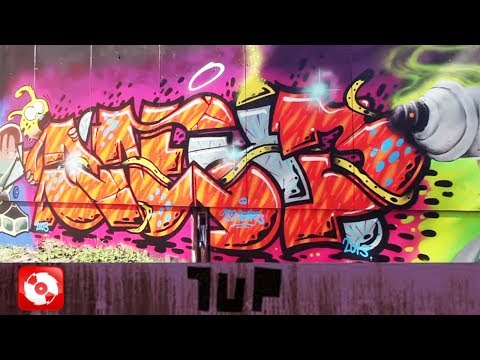 "1UP - 1UP - 10 YEARS 1UP CREW PRESENTS ""THE GOOD AND THE EVIL"" (OFFICIAL HD VERSION AGGROTV)"