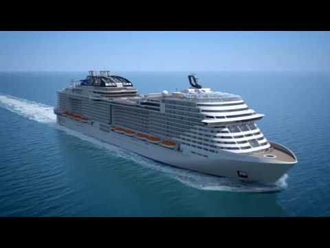 MSC Meraviglia - The ship of your dreams designed for all seasons