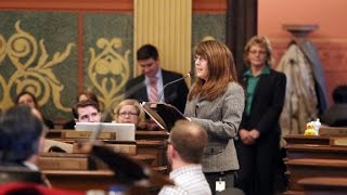 Rep. Theresa Abed Farewell Address
