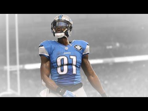 "Calvin Johnson || ""MegaTron"" || ᴴᴰ Ultimate Career Highlights"