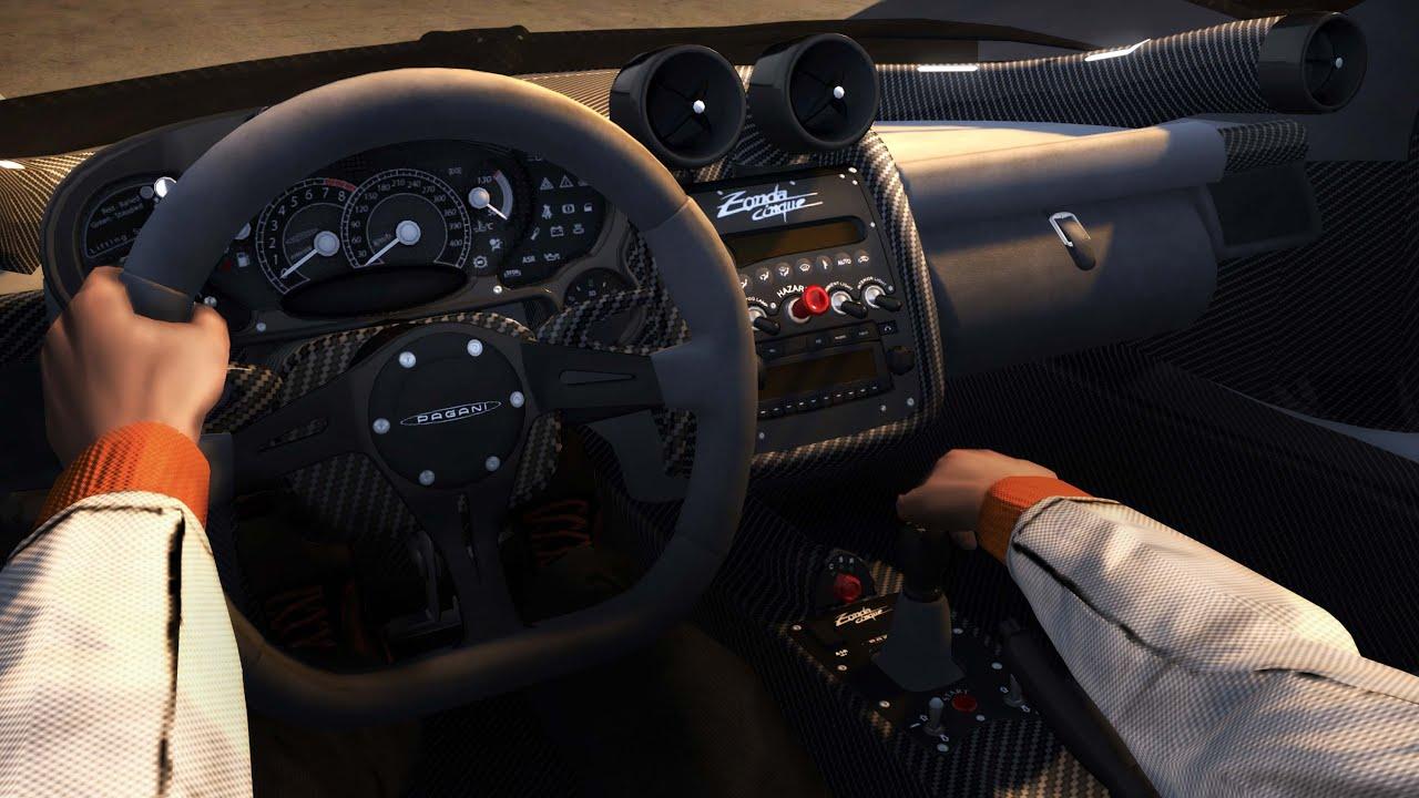 D Car Test Drive Games