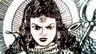 Lord Shiva Drawing