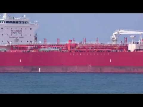 Chemical Tanker Nave Atria Durban Port