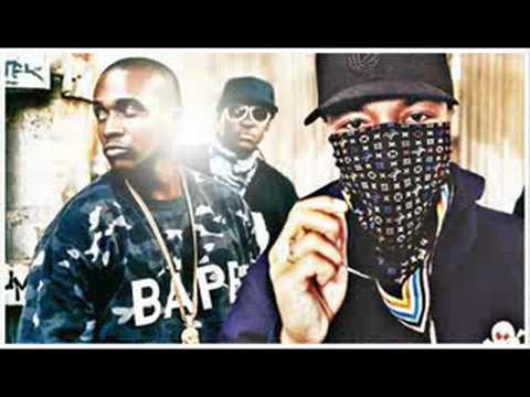 Clipse - Taiwan To Texas (feat. Pharrell Williams