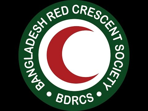 We are the Bangladesh Red Crescent Society