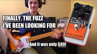 Getting CRUSHING Fuzz Tones! - Big Muff Op Amp Demo by Electro-Harmonix