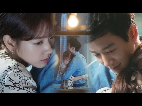 Kim Rae Won hugs Park Shin Hye to consoles her 《The Doctors》 닥터스 EP13