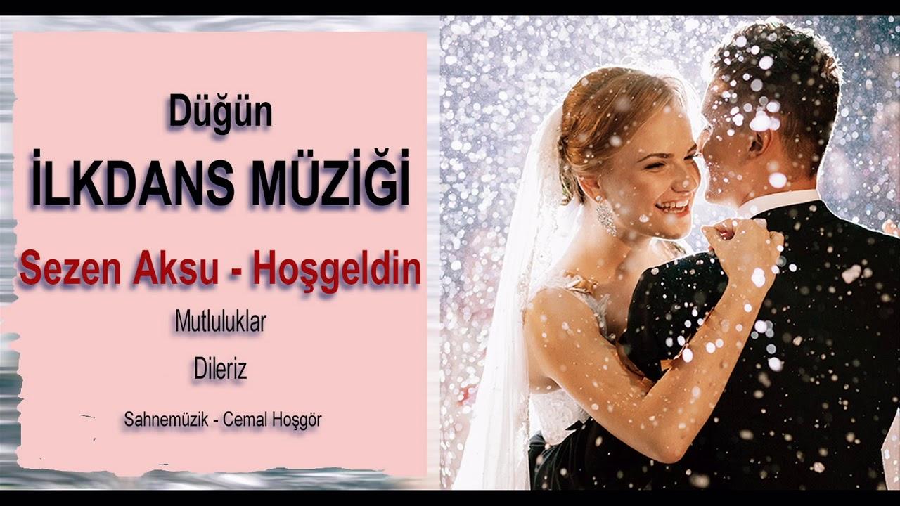 Düğün Müzikleri İlk Dans Şarkısı - Sezen Aksu   Hoşgeldin
