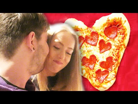 PIZZA MY HEART! (2.14.15 - Day 2118)