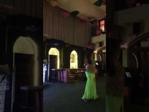 TABLA Solo - Tu Anh | Arabella Dance Party - Beirut, Hanoi (17Dec 2016)
