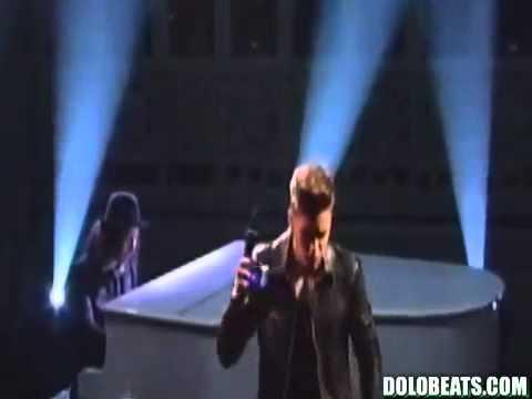 Justin Bieber - Nothing Like Us Live on SNL