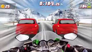 HIGHWAY RIDER EXTREME GAME LEVEL 22-30 WALKTHROUGH