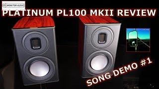 Download Video Monitor Audio Platinum PL100 MKII HiFi Speaker REVIEW Song Demo #1 MP3 3GP MP4