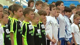 Кто из курских школьников отправится в Анапу на Президентские состязания