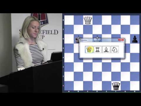 Exercises and Endgame Study | Intermediate Class - WGM Anna Sharevich