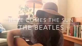 Here Comes The Sun - The Beatles (Cover) by Isabeau