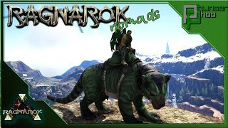 Ark: Ragnarok Nomads 43 - MOVING DAY! MOVING TO THE RAGNAROK CHASM BRIDGE!