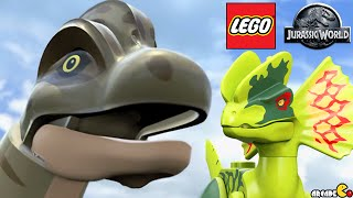 LEGO Jurassic World: Jurassic Park Baby Dinosaur Part 2(Xbox One,PC,Wii U)