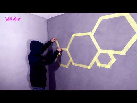 cool-design-for-your-room.-wall-painting.-how-to-make-your-room-the-best!