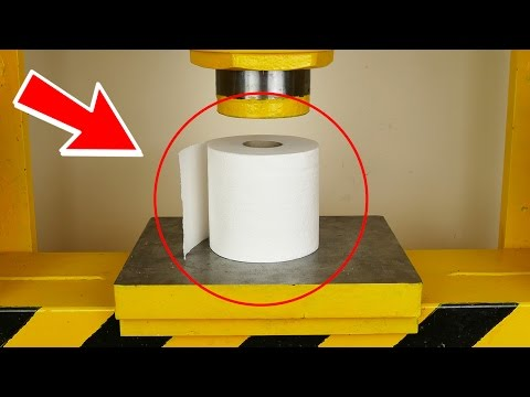 Thumbnail: THE MOST SATISFYING HYDRAULIC PRESS VIDEO !! - THE SMASHER SHOW