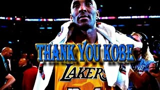 Last dance Kobe Bryant. Thank You Mamba.