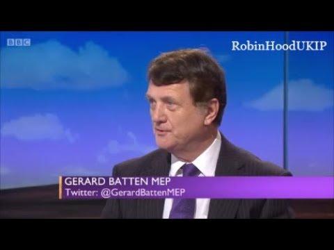 Gerard Batten tells UKIP leader to go now