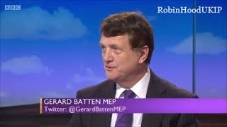 Gerard Batten tells UKIP leader to go now