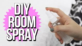 How To Make Your Room Smell Good: Diy Air Freshener | Decorateyou