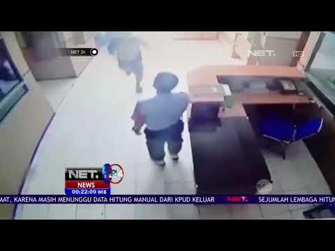 Rekaman Aksi Heroik Petugas Menghadapi Napi yang Berusaha Kabur di Blora - NET 24 Mp3