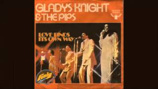 Gladys Knight & The Pips - Love Finds Its Own Way (Buddah Records 1975)