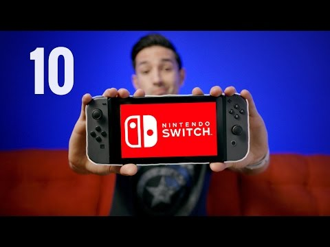 Thumbnail: Nintendo Switch - 10 Things Before Buying!