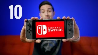 Nintendo Switch - 10 Things Before Buying!