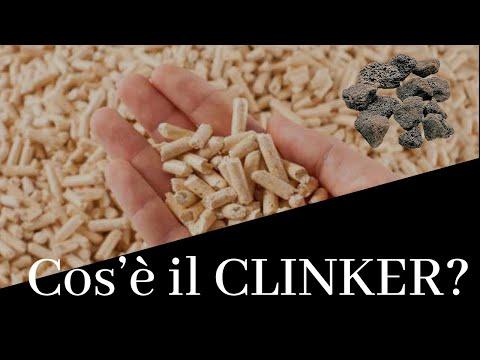 Cos'é il CLINKER e come si forma nelle stufe e caldaie a PELLET o biomassa?