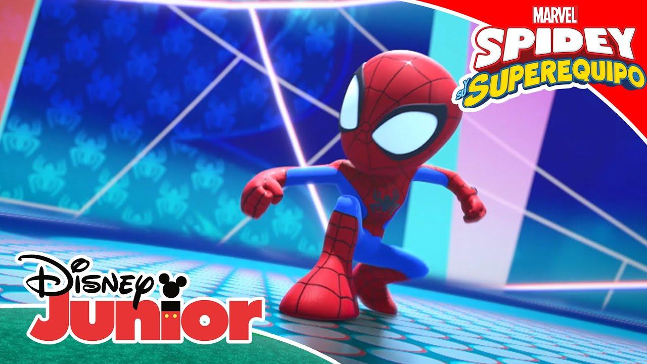 Conoce a Spidey y su superequipo: El equipo Spidey | Disney Junior Oficial
