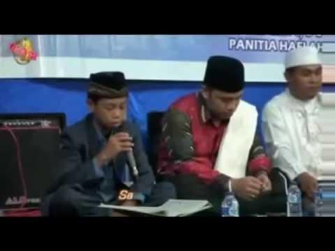SYAMSURI FIRDAUS - QORI TERBAIK l MTQ INTERNASIONAL DI SINGAPURA TINGKAT ANAK-ANAK