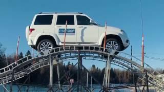 Обзор обновленного УАЗ Патриот 2017 с системой ESP Bosch