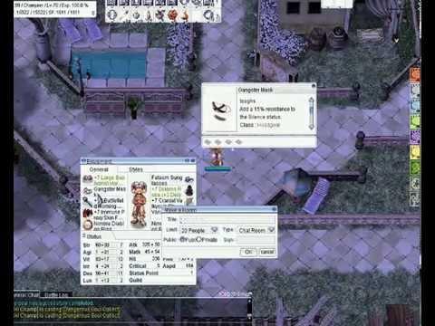 ragnarok mid rate assassin cross guide