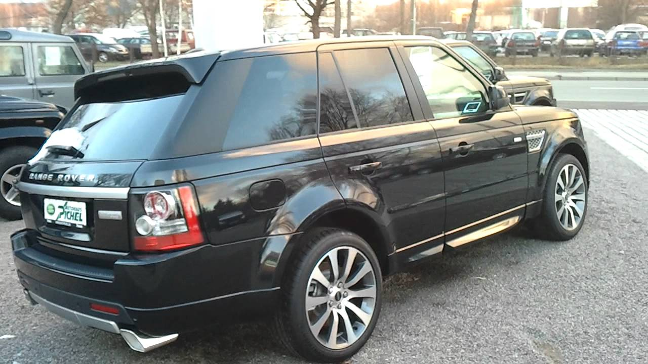 range rover sport autobiography 2012 model youtube