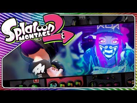 POP/STARS | Splatoon 2 Music Montage