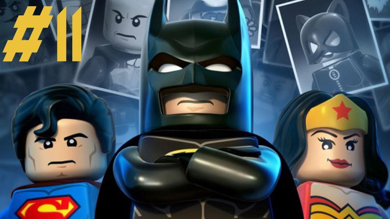 Lego Batman 2: DC Super Heroes - Walkthrough - Part 11 ...