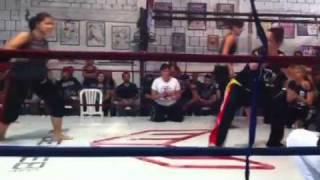 Presentation ringside 2011