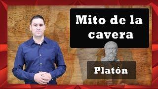 El Mito De La Caverna De Platón Resumen Y Explicación Youtube