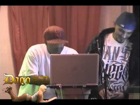 Crhymes and Gas Uno Freestyle- San Diego Rap