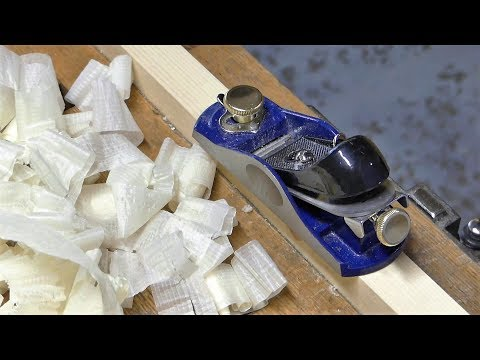 Tuning cheap adjust block plane( $ 15 )