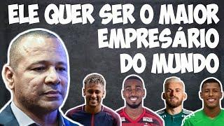 Após fechar com Gerson, pai de Neymar quer ser um dos maiores empresários do mundo