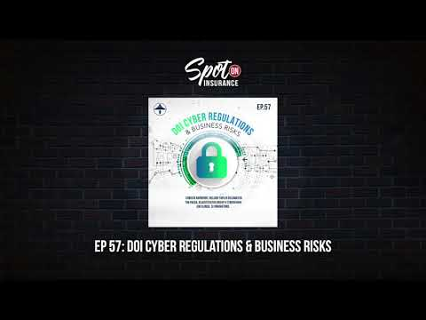 Ep. 57: DOI Cyber Regulations & Business Risks