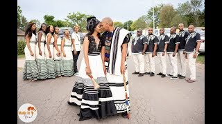 Top 5  Best Traditional African weddings